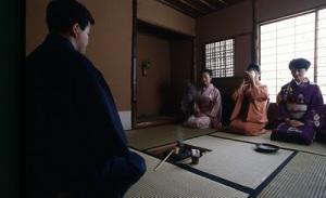 japansk kultur- Japansk teceremoni